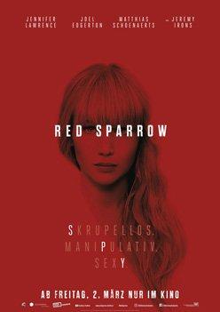 Red Sparrow – Trailer und Kritik zum Film