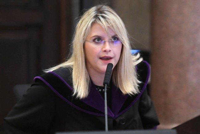 Richterin Marion Hohenecker darf im Buwog-Prozess wie gewohnt weitermachen.