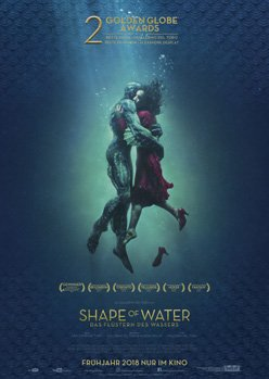 Shape of Water – Trailer und Kritik zum Film