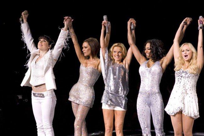 Die Spice Girls planen ihr Comeback.