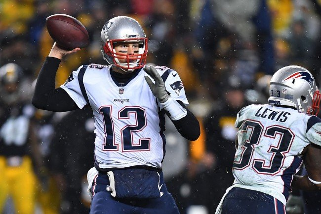 LIVE: Super Bowl 2018 New England Patriots gegen Philadelphia Eagles.