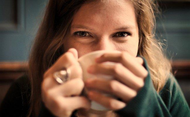 Tee sollte man nie zu heiß trinken.