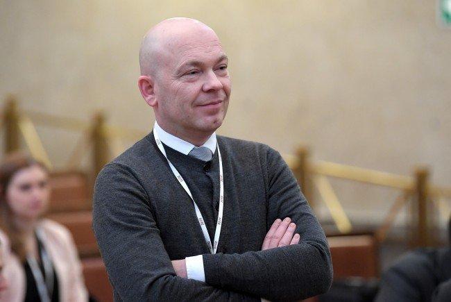 Angeklagter Christian Thornten gab sich beim KHG-Prozess als Mann mit weißer Weste.