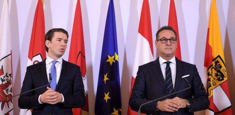 100 Tage ÖVP-FPÖ-Regierung im Amt: Umfragewerte weiter gut - trotz Schnitzer