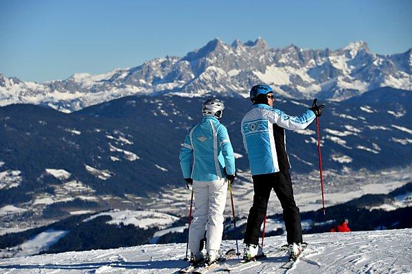 Österreichs Berge sind im immer eine gute Urlaubskulisse