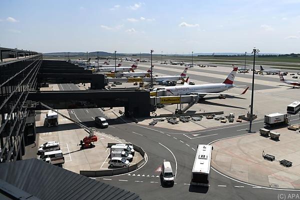 Flughafen Wien mit Passagierplus von 6,5 Prozent