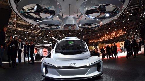 VW will Autos in die Lüfte bringen