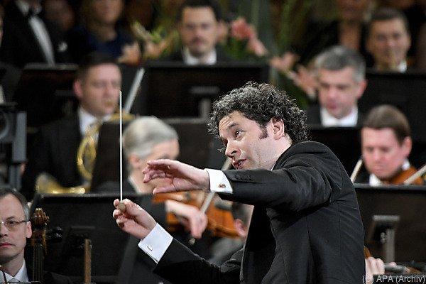 Gustavo Dudamel dirigierte in Mexiko-Stadt