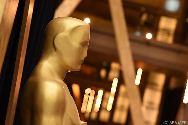 Spannung vor der Vergabe der Oscars