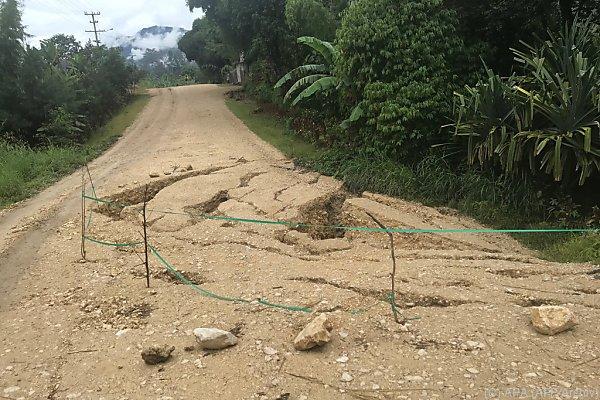 Papua-Neuguinea kommt nicht zur Ruhe