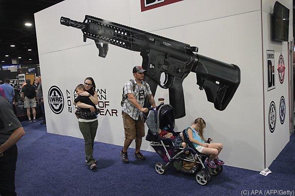 Der Kampf um schärfere Waffengesetze hat begonnen