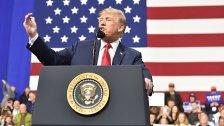 "Trumps Slogan für 2020: ""Keep America Great!"""