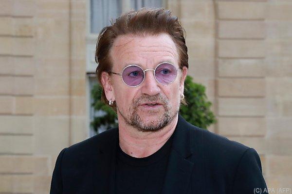 """Rockstar Bono ist """"wütend"""" über die Vorfälle"""