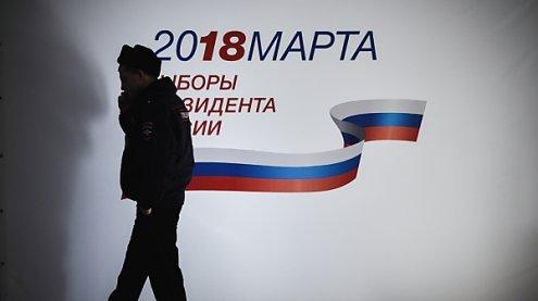 Russlandwahl hat begonnen - Präsident Putin vor Wiederwahl