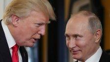 Putin und Trump erwägen Gipfeltreffen