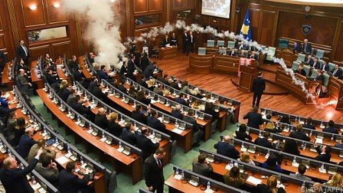 Parlament des Kosovo ratifizierte Montenegro-Grenzabkommen