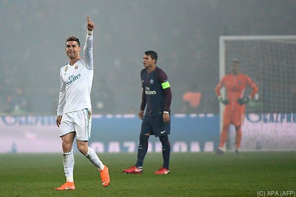 Ronaldo glänzte mit wichtigem Treffer