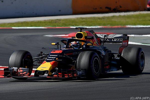 Ricciardo drehte auch die meisten Runden