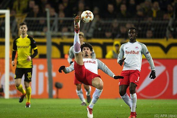 Salzburg mit einer überzeugenden Leistung