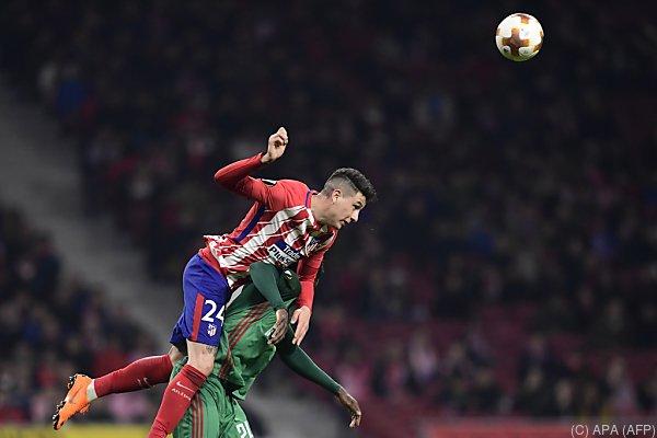 Atletico mit klarem 3:0-Sieg