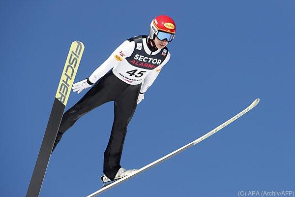 Salzburger war am Holmenkollen Drittbester des Sprunglaufs