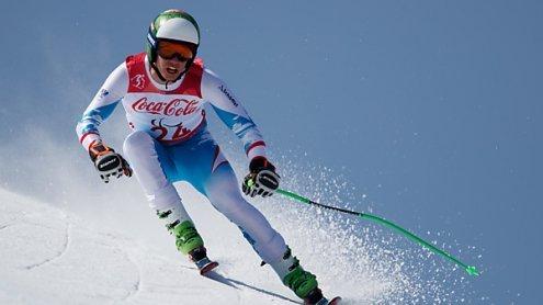 Paralympics: Lösch holte Silber