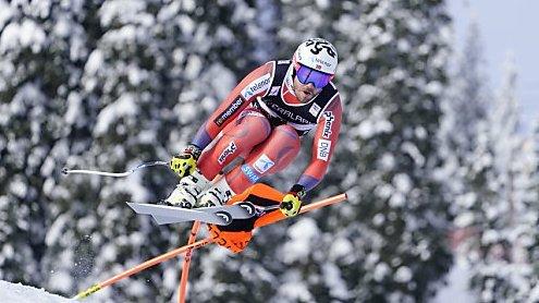 Kjetil Jansrud entschied Super-G-Weltcup mit Sieg in Kvtifjell