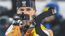 Eberhard gewann Massenstart-Weltcup