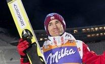 Stoch gewinnt mit Rang 6 in Vikersund Gesamtweltcup