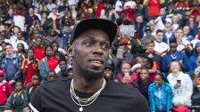 Usain Bolt trainiert Freitag bei Dortmund