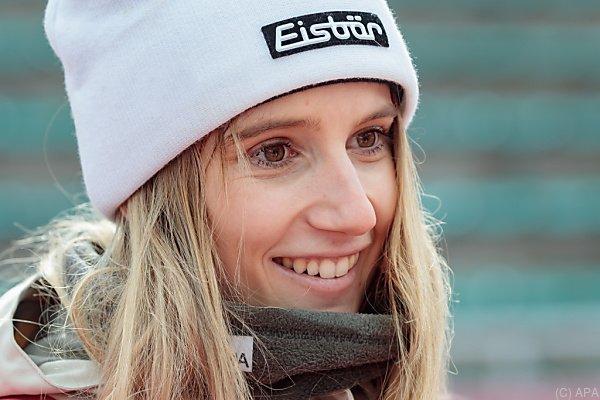 Anna Gasser musste beim Finale gar nicht dabei sein, um den Titel zu holen