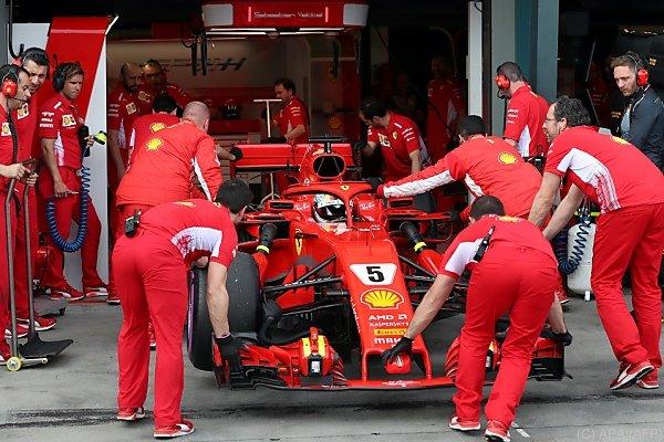 Vettel startete mit einem vollen Erfolg ins neue Formel-1-Jahr