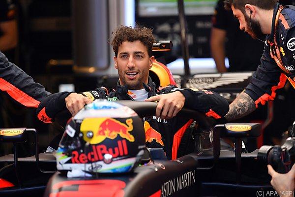 Ricciardo verpasste das Stockerl nur knapp