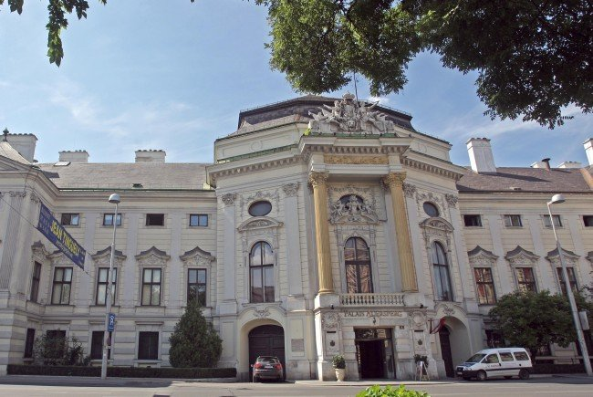 Das Kinderliteraturfestival im Wiener Palais Auersperg findet von 15. bis 21. März statt.
