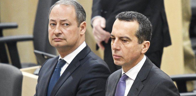 BVT: Antrag zu U-Ausschuss abgelehnt - Anrufung des VfGH von SPÖ angekündigt