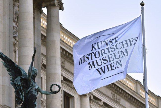 Auch im Kunsthistorischen Museum Wien wird der Frauentag begangen.