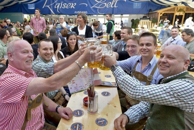 2018 wird das Wiener Wiesn Fest im Prater zum 8. Mal veranstaltet.