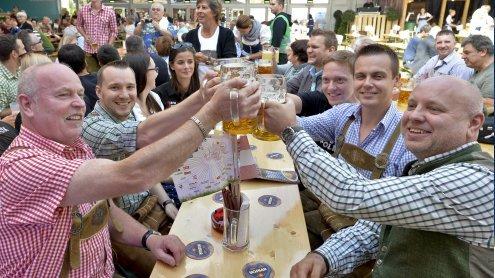 Das Wiener Wiesn Fest 2018 im Prater: Neuheiten am Programm