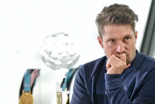 Ski-Star Marcel Hirscher denkt über ein Karriere-Ende nach.