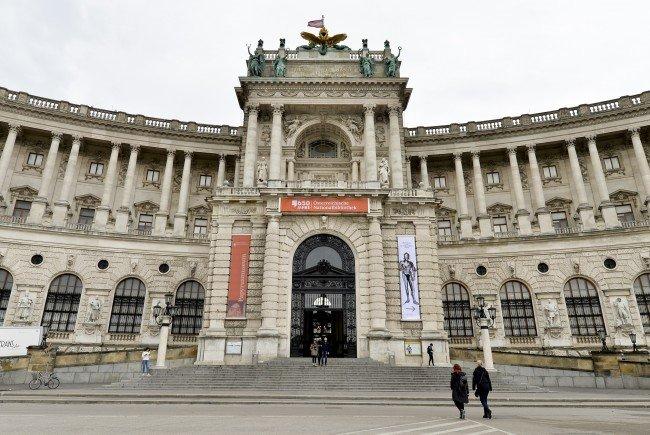 Ab 12. März ertönt die Klanginstallation am Heldenplatz in Wien.