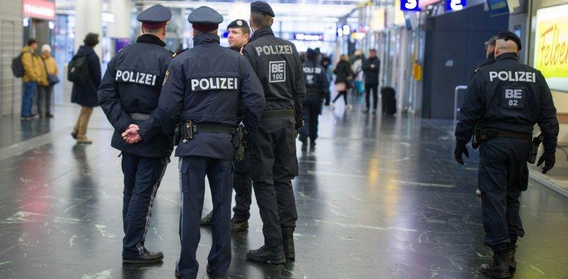 Wien-Leopoldstadt: Kontrollschwerpunkt der Polizei am Praterstern am Freitag