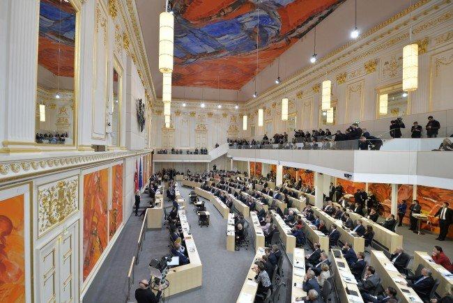 Das Gesetzespaket passierte mit den Stimmen von ÖVP und FPÖ den Sozialausschuss.