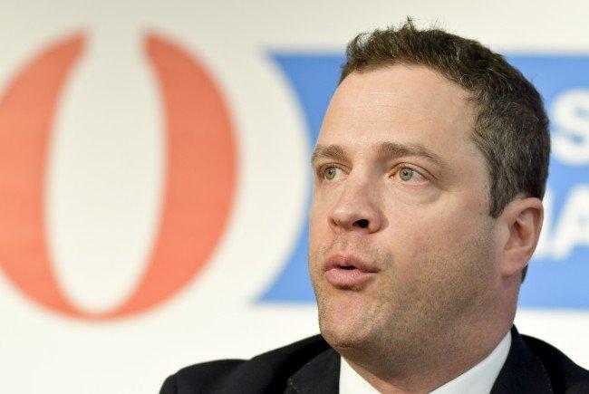 """Johann Gudenus kritisiert die Pläne für ein """"Wahlrecht für alle"""" scharf."""