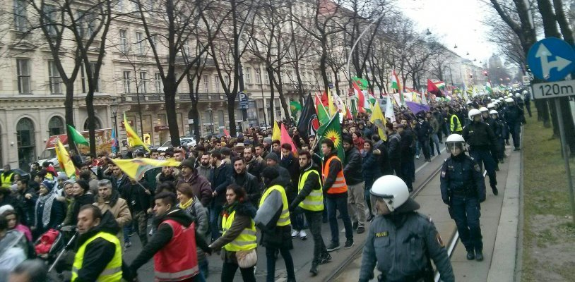 Großdemo in der Wiener City: ÖAMTC empfiehlt großräumiges Ausweichen