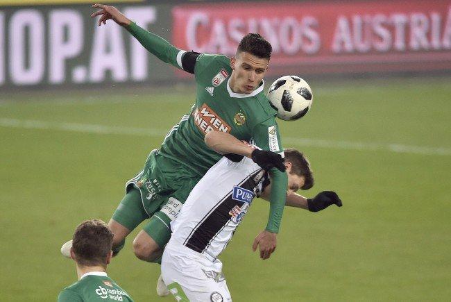 Dejan Ljubicic fällt verletzungsbedingt aus.