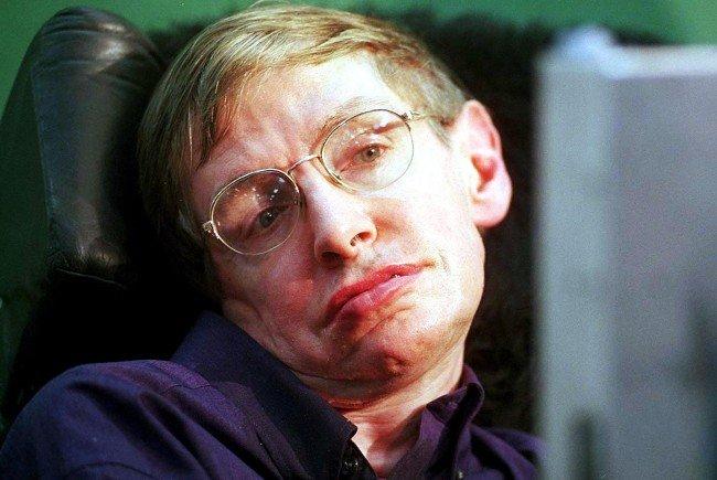 Fünf Geheimnisse über Stephen Hawking.