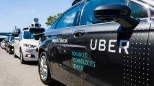 Selbstfahrendes Uber-Auto tötet Fußgängerin