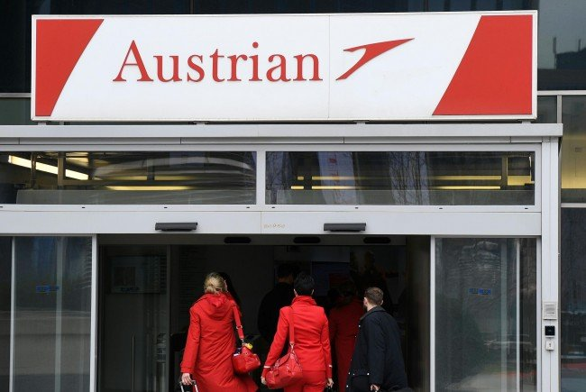 Lufthansa-Tochter AUA streicht wegen Betriebsversammlung 70 Flüge