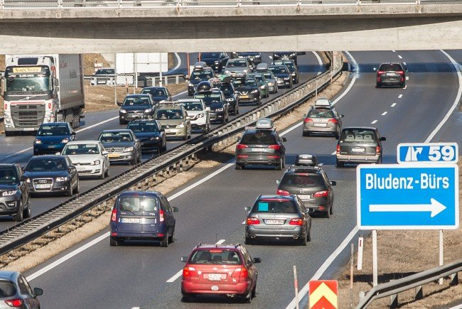 Der Verkehr auf der A14 nimmt immer weiter zu.