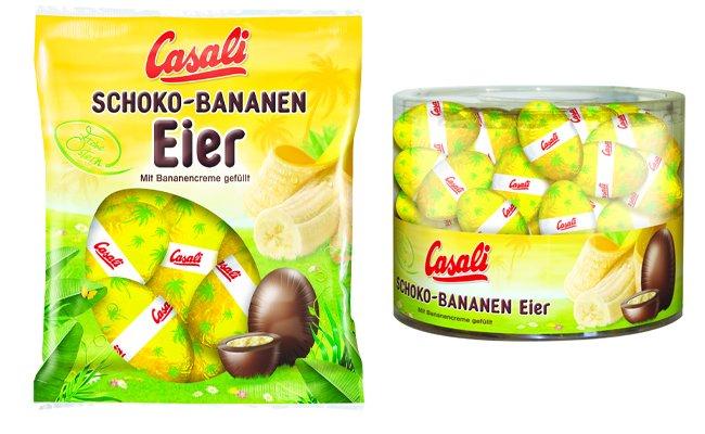 Süßwarenhersteller Manner ruft Casali Schokoeier zurück